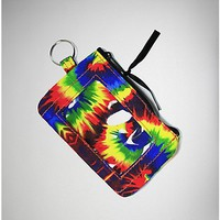 Tie Dye ID Holder - Spencer's