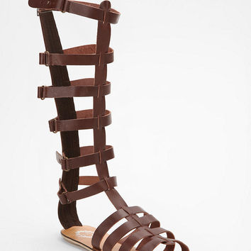 Ecote Knee High Gladiator Sandal