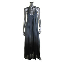 Raviya Womens Ombre Sleeveless Maxi Dress