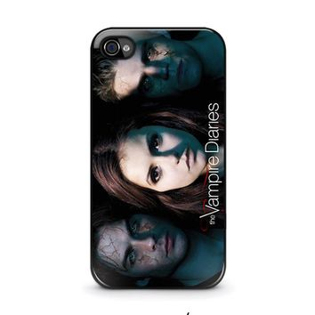THE VAMPIRE DIARIES iPhone 4 / 4S Case Cover