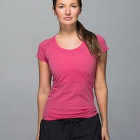 Run: Swiftly Tech Short Sleeve Scoop