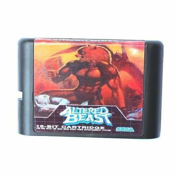 Altered Beast - 16 bit MD Games Cartridge For MegaDrive Genesis console