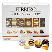 Ferrero Golden Gallery Assorted Premium Chocolates: 34-Piece Box