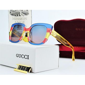 GUCCI fashion hot seller men and women with matching color and large frame sunglasses #2