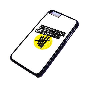5 SECONDS OF SUMMER 2 5SOS iPhone 6 Case