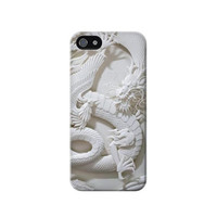 P0386 Dragon Carving Case Cover For IPHONE 5C