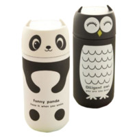 Panda and Owl Thermal Cup from Bread and Butter