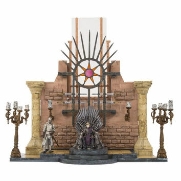 Game of Thrones Construction Sets Iron Throne Room