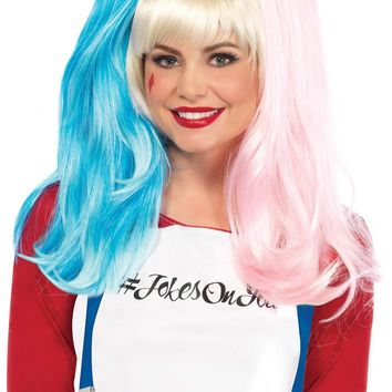 Leg Avenue Deviant Doll Wig With Clip On Pony Tails A2784