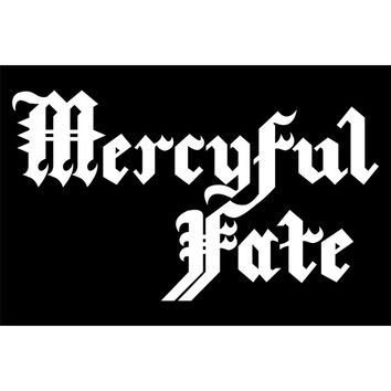 "Mercyful Fate ""Logo Strip Patch"" Patch"