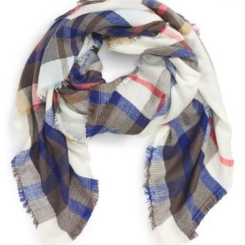 Shiraleah 'Kelly' Plaid Scarf | Nordstrom