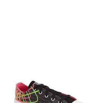 ICIKGQ8 girl s converse chuck taylor all star ox sneaker