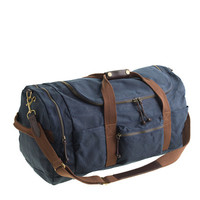 J.Crew Mens Abingdon Sporting Duffel Bag