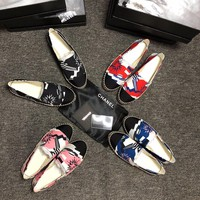 Gucci Women Casual Shoes Boots  fashionable casual leather Heels Sandal Shoes