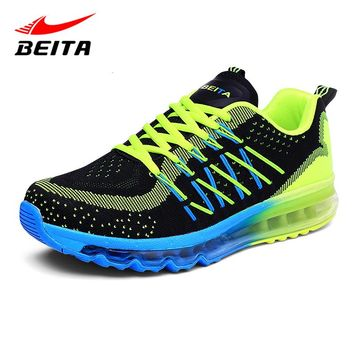 Sports Men'S Shoe Lightweight Sneaker Air Max Breathable Running Shoe For Men Running Soprts Shoe Men Sneaker Men Design Sneaker