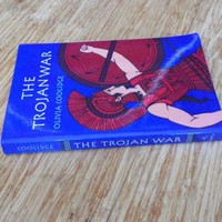 The Trojan War by Olivia E. Coolidge 2001 Paperback Used Very Good