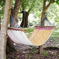 Free People Womens Kantha Hammock