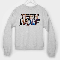 teen wolf cool logo long sleeves for mens and womens by usa