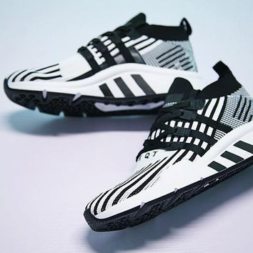 "adidas EQT Running Support PK Retro Running Shoes ""White&Black"" CQ2992"