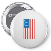 american flag Pin-back button