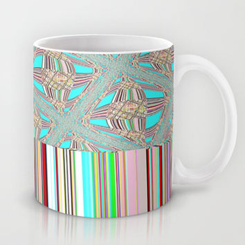Re-Created Southern Cross IV Mug by Robert S. Lee