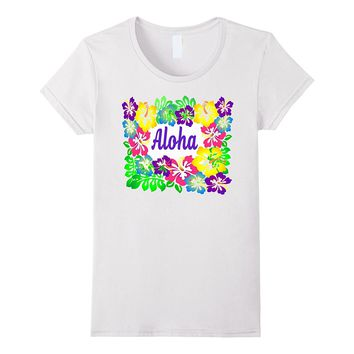 Tiki Party Hawaiian Shirt Luau Party Tshirt Family Vacation
