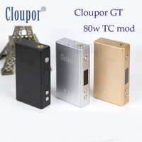 Cloupor GT 80W Temperature Control Box Mod Variable Voltage, Wattage