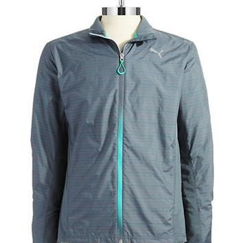 Puma Zip Up Active Jacket