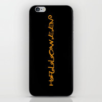 Halloween I iPhone Skin by oldking