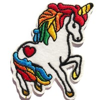 My Li'l Rainbow Pony Patch