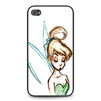 Tinkerbell Fairy Dust Art iPhone 4 | 4S case