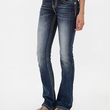 Miss Me Mid-Rise Boot Stretch Jean