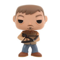 The Walking Dead Pop! Television Daryl Dixon Vinyl Figure