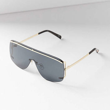 Le Specs Elysium Shield Sunglasses | Urban Outfitters