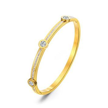 OSIANA Initial Cuff Bangle 14K Gold Plated Tie the Knot Letter Bangle Bracelets Alphabet Jewelry Gift for Women