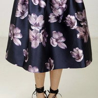 Blossom Midi Tea Party Skirt
