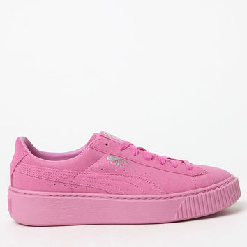 Puma Women's Platform Reset Sneakers at PacSun.com