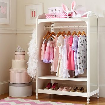 Juliette Dress Up Tower from Pottery Barn Kids