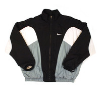 Vintage Nike Full-Zip Track Jacket