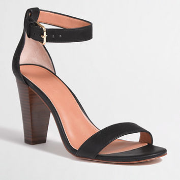 Factory stacked-heel sandals - Beach Picks - FactoryWomen's Factory Women_Feature_Assortment - J.Crew Factory