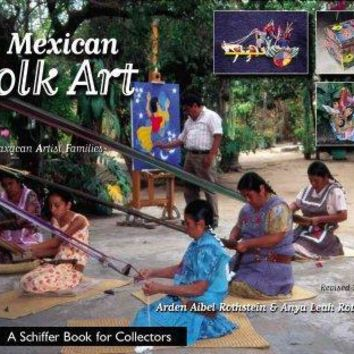 Mexican Folk Art: From Oaxacan Artist Families