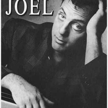 Billy Joel Piano Man Poster 12x18