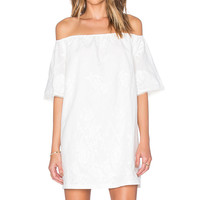 BB Dakota Manda Dress in White