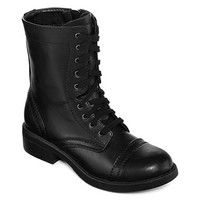 Arizona Julie Womens Combat Boots - JCPenney