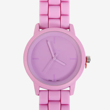 Fuchsia Friend Watch