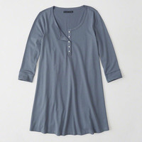 Womens Henley Dress | Womens New Arrivals | Abercrombie.com