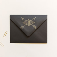 Stay True Arrows Stamp