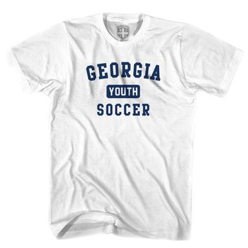 Georgia Youth Soccer T-shirt