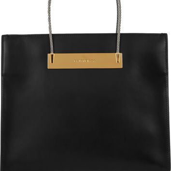 Balenciaga - Cable leather tote