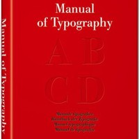 Bodoni: Manual Of Typography